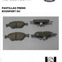 PASTILLAS FRENO DEL